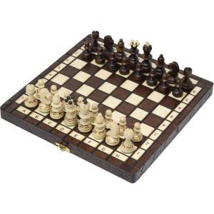 チェスセット 木製 パール 30cm|chessjapan