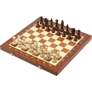 チェスセット 木製 トーナメントNo.4 41cm|chessjapan