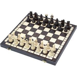 チェスセット 木製 クラクフ 42cm|chessjapan