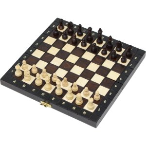 チェスセット 木製 オールドスクール 27cm|chessjapan