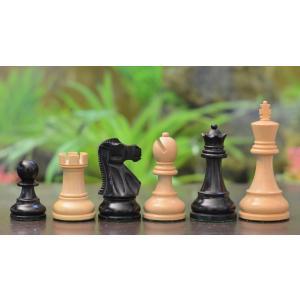 チェス駒 レイキャビク 95mm エボナイズ インド直送 chessjapan