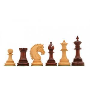 チェス駒 カリフォルニアクローム 106mm バドローズ インド直送 chessjapan