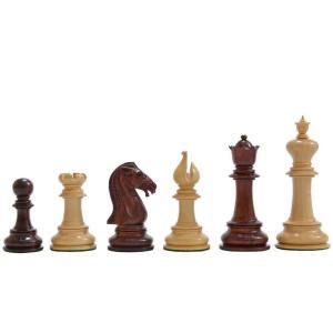 チェス駒 20世紀スタントン 115mm バドローズ インド直送 chessjapan
