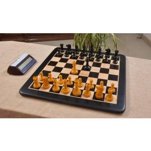 チェスセット 木製 フィッシャーvsスパスキー キング95mm 盤53cm インド直送|chessjapan