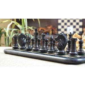 チェスセット 木製 ブライドル キング102mm 盤48cm インド直送|chessjapan