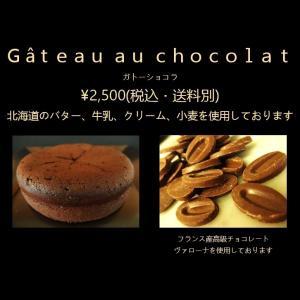 ガトーショコラ|chezizumi
