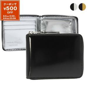 コムデギャルソン COMME DES GARCONS 財布 ラウンドファスナー二つ折り財布 MIRROR INSIDE SA7100MI 全2色