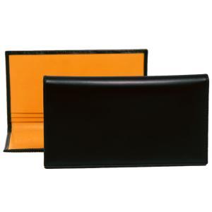 【COAT WALLET】スタイリッシュな長財布。とてもスリムなのでスーツやジャケットの内ポケットに...