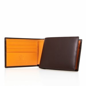 エッティンガー ETTINGER 財布 メンズ 二つ折り財布(小銭入れ付) ナッツブラウン BILL...
