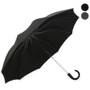 【TEL1】ハンドメイドで作られた折りたたみ紳士傘。パラソルはとてもきれいに巻きつけることができ、持...