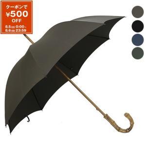 【RGS3 WHANGEE HANDLE】見た目からも高級感が漂うフォックスアンブレラズの長傘!竹を...