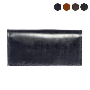 【LONG PURSE】洗練されたデザインの長財布。小銭入れに加えてカードホルダーが7つと、収納・使...