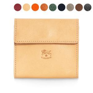 【三つ折り財布】上質なレザーを使用した三つ折り財布。札入れ1つ、小銭入れ1つ、カード入れ4つと、ポケ...
