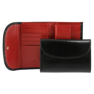 【THREE FOLD WALLET】シンプルで上品なレザー折財布。男女ともに支持されている人気モデ...