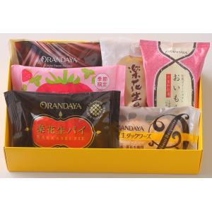 千の葉菓集  1(チョコパイ・苺パイ入 6個入)千葉 ギフト お菓子 詰め合わせ