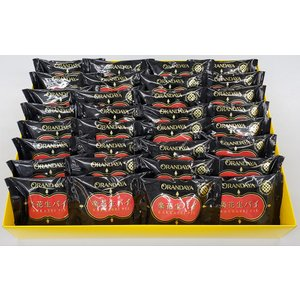 オランダ家 楽花生パイ 32個入 千葉 ギフト お菓子 詰め合わせ おもたせ|chiba-orandaya
