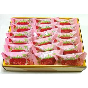 オランダ家 季節の実りパイ 苺 18個入 千葉 ギフト お菓子 詰め合わせ おもたせ|chiba-orandaya