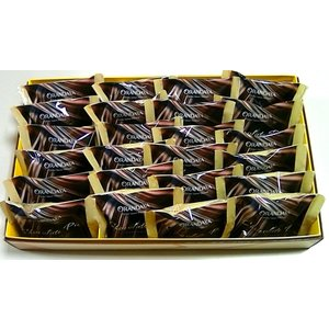 期間限定 チョコレートパイ 24個入 千葉 ギフト お菓子 詰め合わせ おもたせ|chiba-orandaya
