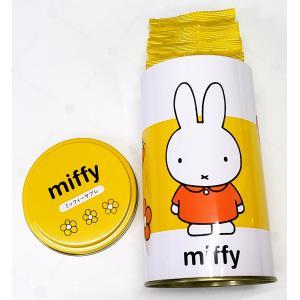 ミッフィーサブレ 5枚入 丸缶|chiba-orandaya