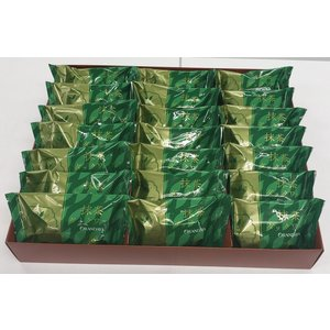 オランダ家 抹茶ダックワーズ 21個入 千葉 ギフト お菓子 詰め合わせ おもたせ|chiba-orandaya