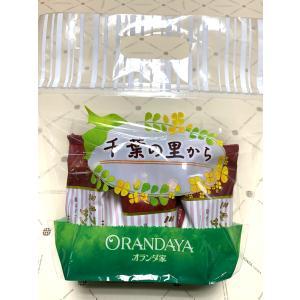 カプチーノミルフィーユサンド 6個入袋|chiba-orandaya