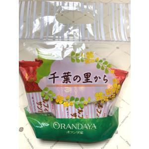 いちごミルフィーユサンド 6個入袋 chiba-orandaya