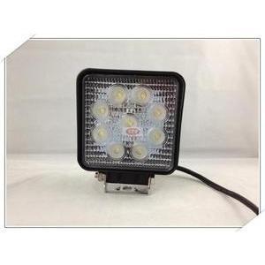 LED作業灯 ワークライト 9発27W照明用防水防塵 CHI-TRKLED100S chic