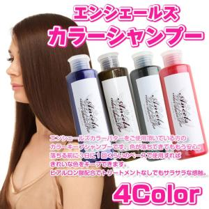 エンシェールズ カラーシャンプー 200ml カラーバター カラーキープ ANCELS 送料無料|chic