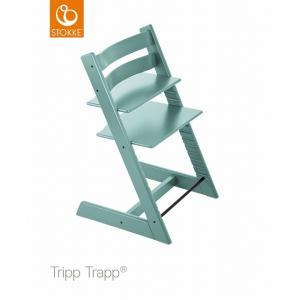 STOKKE ストッケ正規販売店 トリップトラップ TRIPP TRAPP 子供椅子 ベビー チェア アクアブルー 【7年間保証】|chica-chico