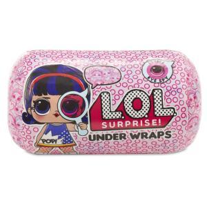 LOL サプライズ アンダー ラップス アイスパイ L.O.L. Surprise Doll Under Wraps EYE SPY シリーズ chichiri