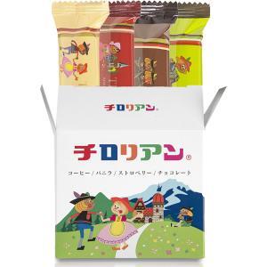 チロリアン小箱(スタンダード) 福岡 銘菓 お土産、贈り物に 千鳥饅頭の千鳥屋