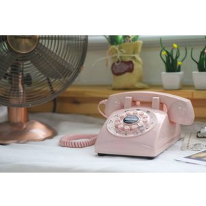 500-P   アンティーク 電話機