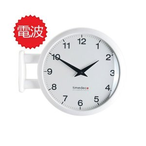 掛け時計 壁掛け時計 掛時計 インテリア 電波時...の商品画像