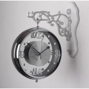 両面時計 掛け時計 ヌード 両面時計YTN 両面時計シンプル 両面時計おしゃれ 両面時計アンティーク 壁掛け時計両面時計 北欧 時計