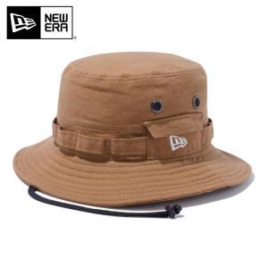 ニューエラ NEWERA アドベンチャーハット サファリハット アウトドア 帽子 タン|chiki-2
