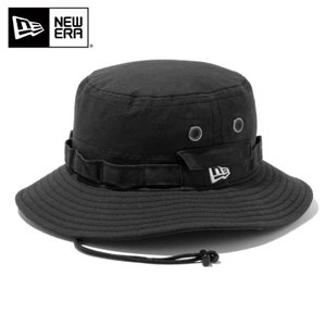 ニューエラ NEWERA アドベンチャーハット サファリハット アウトドア 帽子 ブラック|chiki-2