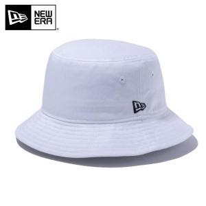 ニューエラ NewEra バケットハット Bucket-01 白 ホワイト|chiki-2