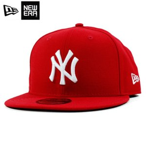 ニューエラ NEWERA スナップバック キャップ 9FIFTY ニューヨーク ヤンキース 赤 レッド|chiki-2