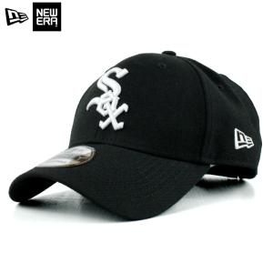ニューエラ NEWERA キャップ 帽子 9forty ベースボールキャップ MLB シカゴ ホワイトソックス|chiki-2