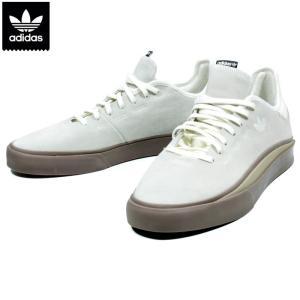 アディダス adidas サバロ SABALO オフホワイト ガムソール|chiki-2
