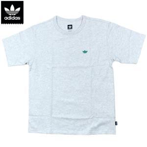 アディダス adidas Tシャツ Shmoo シュムー マークゴンザレス 灰緑 ライトグレーグリーン|chiki-2