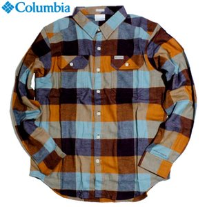 Columbia コロンビア ライトネル チェックシャツ 吸湿速乾加工 オムニウィック|chiki-2