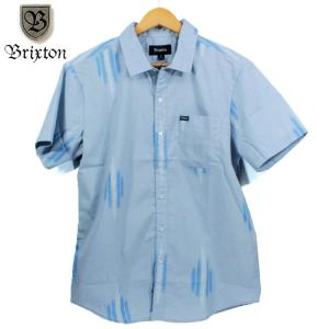 BRIXTON 半袖シャツ 柄シャツ|chiki-2