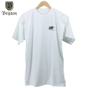 BRIXTON Tシャツ 白 ホワイト|chiki-2