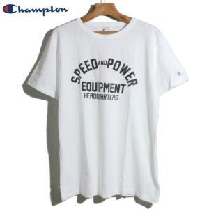 チャンピオン Champion Tシャツ ロチェスター ヴィンテージ仕様 オフホワイト chiki-2