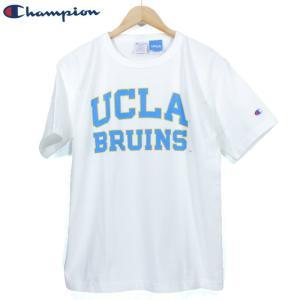 チャンピオン Champion Tシャツ UCLA カレッジ T1011 染み込み プリント アメリカ製|chiki-2