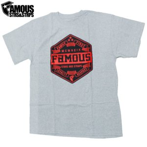 Famous Stars and Straps フェイマス Tシャツ|chiki-2