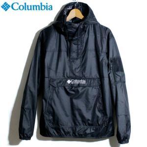 Columbia コロンビア アノラックパーカー ジャケット ブラック|chiki-2