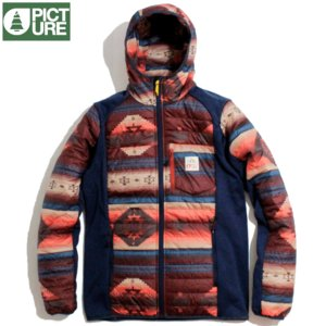 Picture Organic Clothing ピクチャーオーガニッククロージング ジャケット 中綿 プリマロフト 防寒 軽量 ネイティブ柄 チマヨ柄|chiki-2