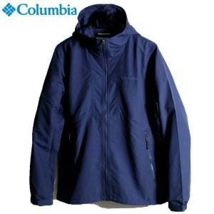 Columbia(コロンビア)のヘイゼンジャケット。 春先や秋口に丁度良い一枚地のジャケット。 高密...